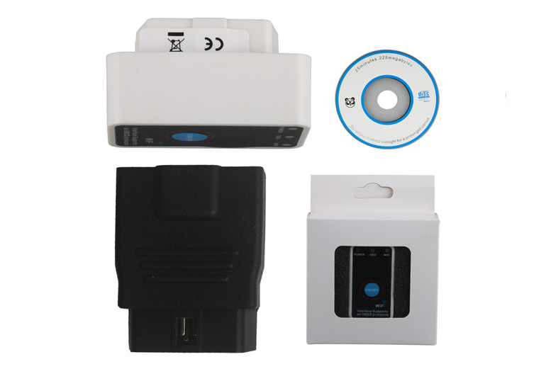 code reader diagnostic tool super mini elm327 wifi with switch work with iphone obd. Black Bedroom Furniture Sets. Home Design Ideas